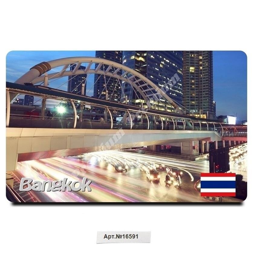 Bangkok tailândia lembrança presente ímã