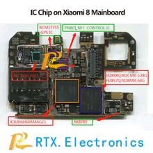 SDM845 F02-AA B02-AA CPU Baseband Processor K3UH6H60AM-AGCL K3UH6H6 6GB RAM For Xiaomi Mi8 8 PRO MIX