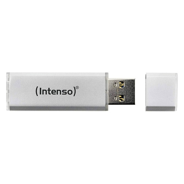Pendrive INTENSO 3531493, 512 GB USB 3,0 de plata