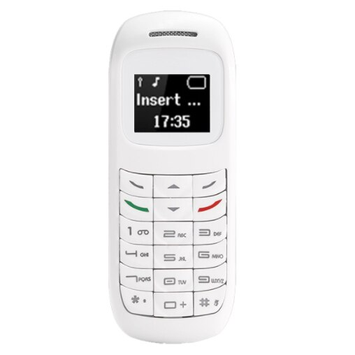 Super Thin GSM Small Phone fashion Mini Mobile Phone L8STAR BM70 Wireless Bluetooth Earphone Cellphone Stereo GSM Unlocked Phone