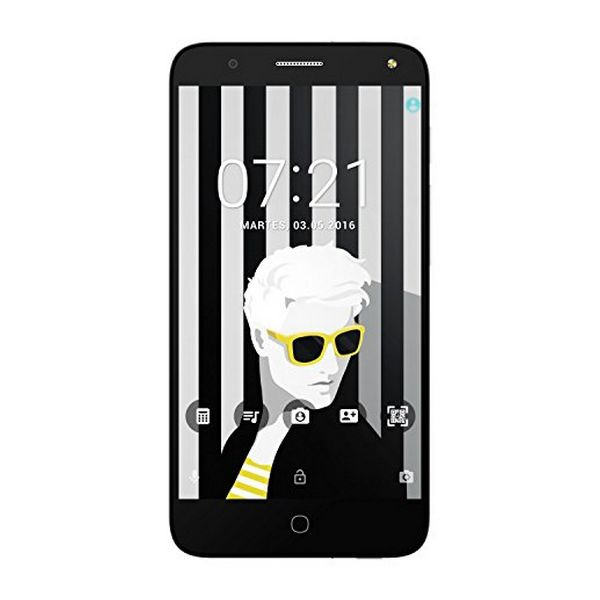 Teléfono Móvil Alcatel Pop 4 5 4G 8 GB Quad Core blanco