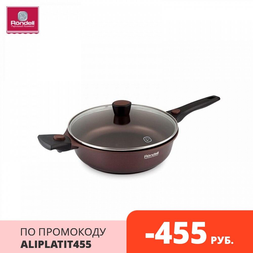 Сотейник Rondell с/кр 28 см Kortado 971 Сковороды      АлиЭкспресс