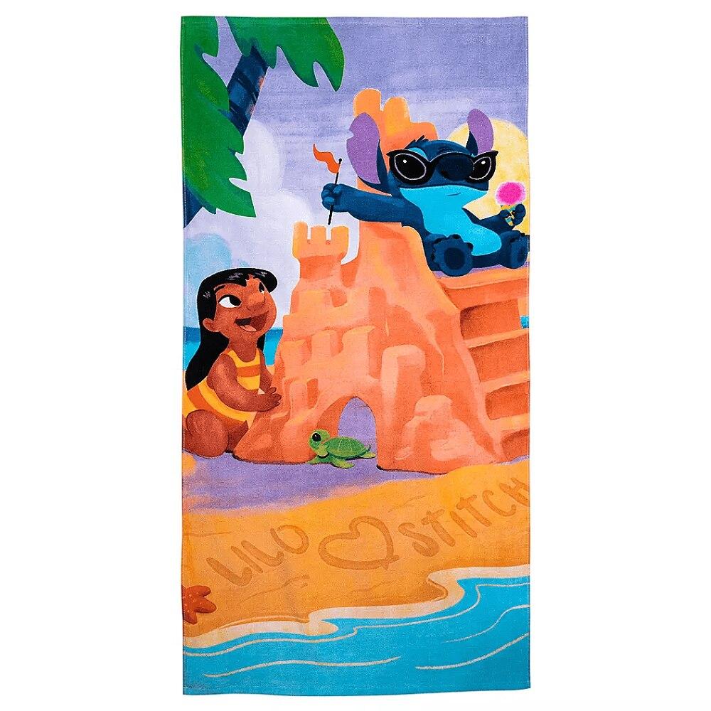 Пляжное полотенцеLilo & Stitch Disney