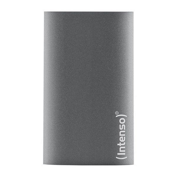 "External Hard Drive INTENSO 3823440 256 GB SSD 1.8"" USB 3.0 Anthracite"