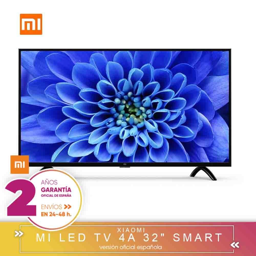 [הרשמי ספרדית גרסה אחריות] שיאו mi Mi חכם טלוויזיה 4A 32 אינץ 1.5GB 8GB 64-קצת quad Core אנדרואיד 9,0 HD טלוויזיה WIFI