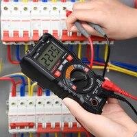 mini digital multimeter automotive tester habotest voltmeter ammeter auto range true rms ac dc ohm capacitance battery tester