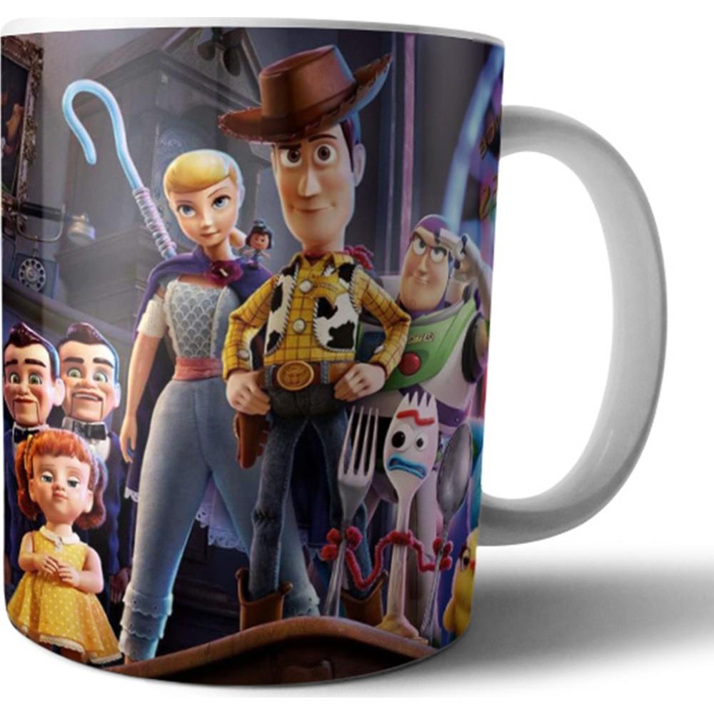 Pixxa Toy Story 4 tazón taza Pixxa