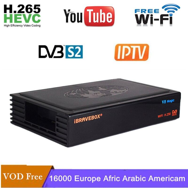Adulto Iptv Cccam Europa v8 Decodeur Tv Gratuit Francia Avec Iptv Xxx Wifi Dvb S2 H.265 Xtream acosador Iptv receptor de satélite 4k