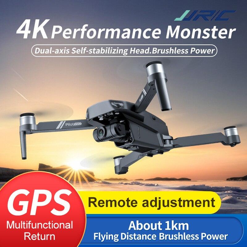 JJRC X19 الطائرة بدون طيار 5G واي فاي FPV 4K HD كاميرا مزدوجة فرش السيارات لتحديد المواقع العودة لتحديد المواقع طوي أجهزة الاستقبال عن بعد VS SG907MAX صدر