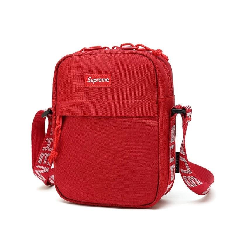 Spreme Unisex Cross Shoulder bag Women Small Bag Men Casual Bag Hand Bags