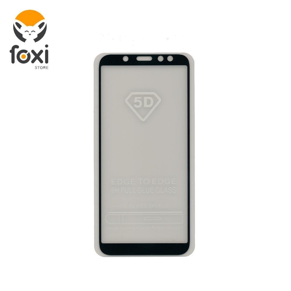 De vidrio templado para Samsung Galaxy A6 2018 protector de pantalla para Samsung A600 película de vidrio