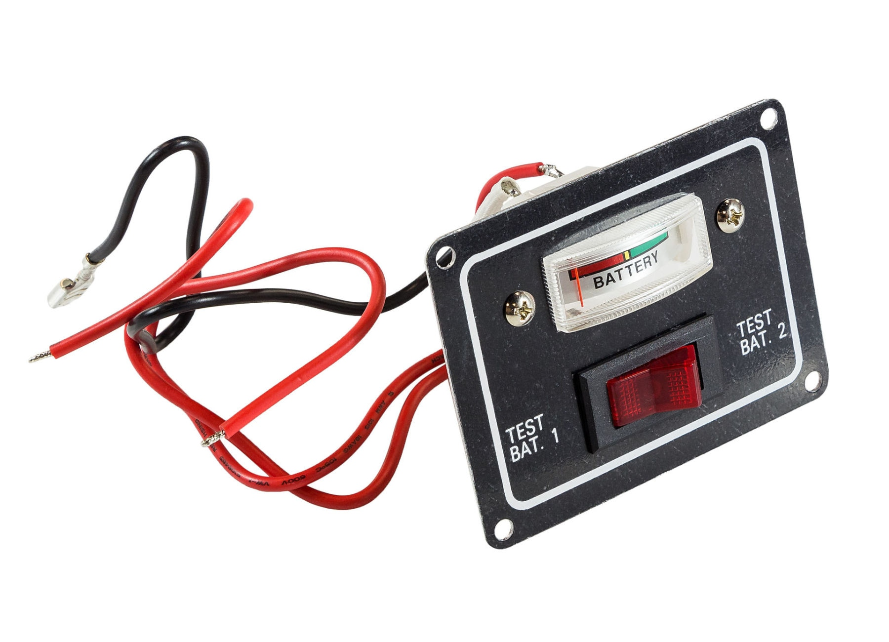 Panel de control de carga de batería 10501