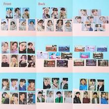KPOP Bangtan Boys BE Album Postcards KeyChain JIMIN JIN SUGA J-HOPE Fans Collection