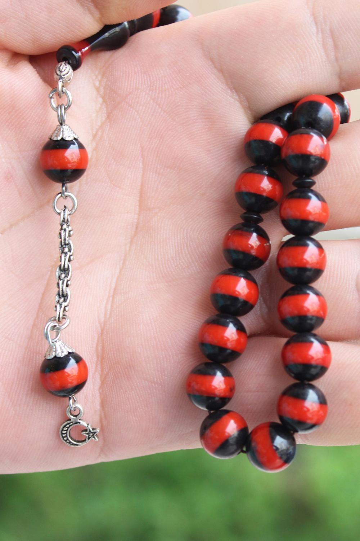 Islamic muslim prayer beads for relaxing unisex accessory bracelet Round Shape beads Prayer beads Islamic Muslim Tasbih Turkey