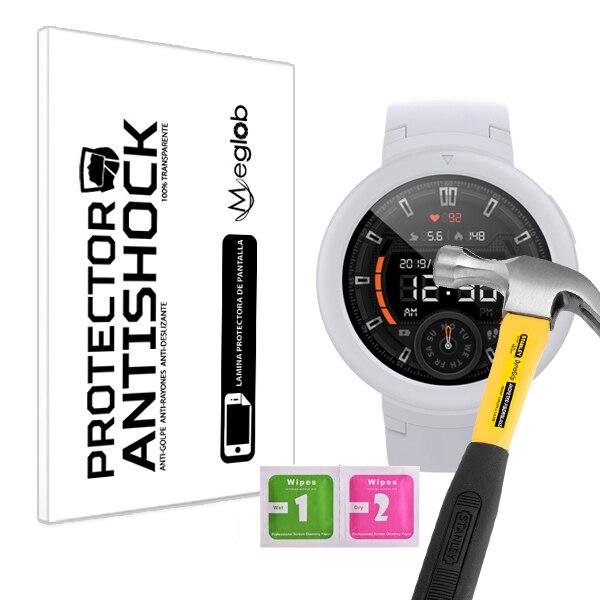 Protector de Pantalla Anti-Shock, anti-golpes, anti-arañicos, Compatible con Xiaomi Amazfit Verge Lite