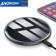 15W Qi Magnetic Wireless Charger for iPhone 12 Mini 11 Pro Max Xs Induction Fast Wireless Charging P