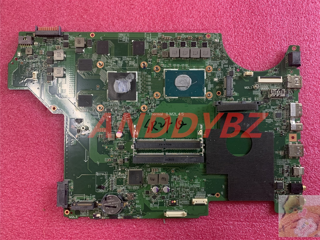 MS-16J51 VER 1.0 motherboard for MSI MS-1795 MS-16J5 GE62 GP62 GE72 GP72 notebook WITH I7 I5 CPU GTX950M DDR4 100% working test