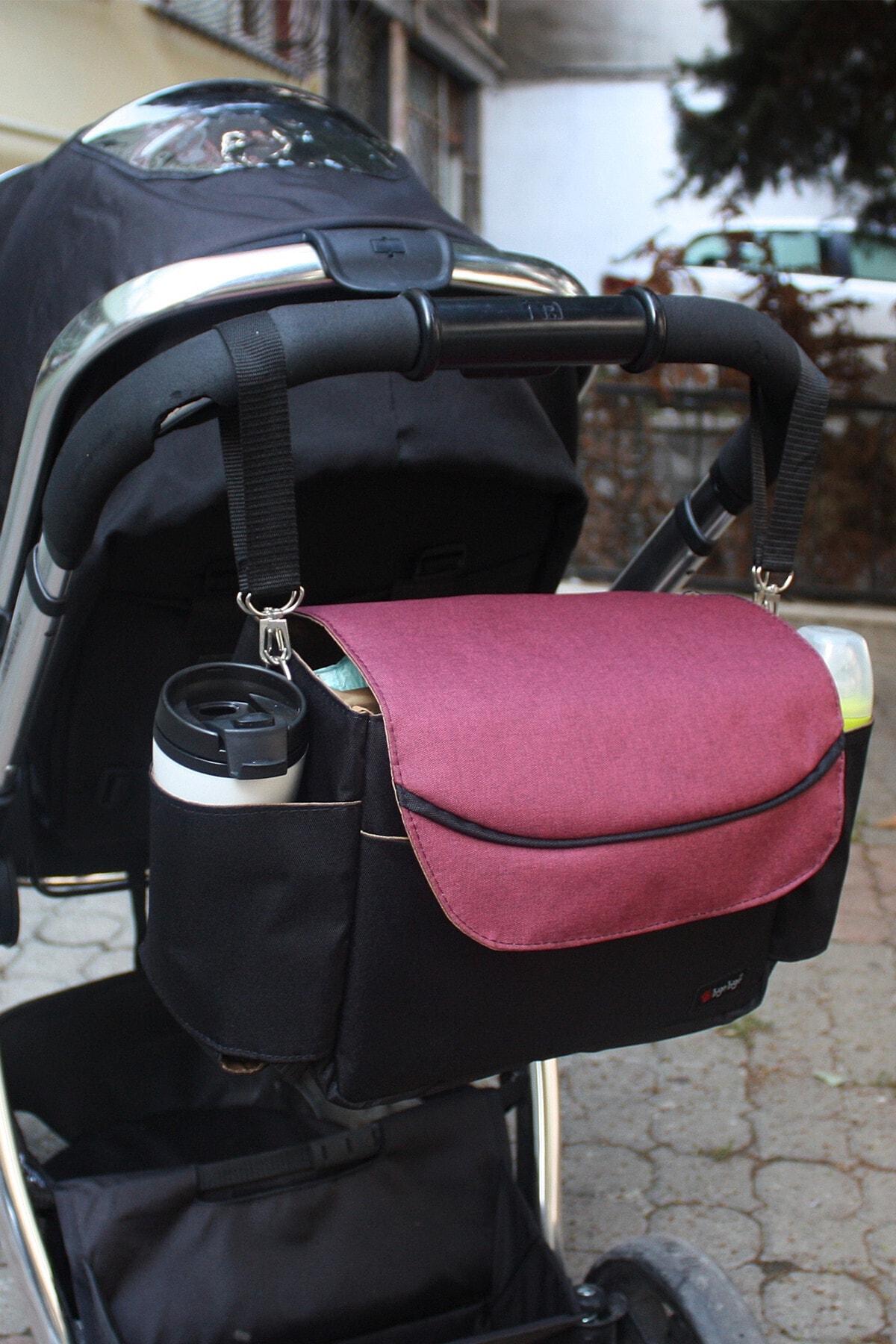 المنظم حقيبة للطفل عربة عالية الجودة سهلة الاستخدام حقيبة