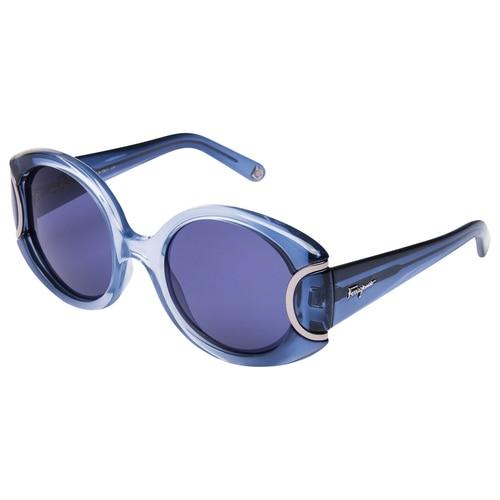 SALVATORE FERRAGAMO sunglasses women BROWN 222733