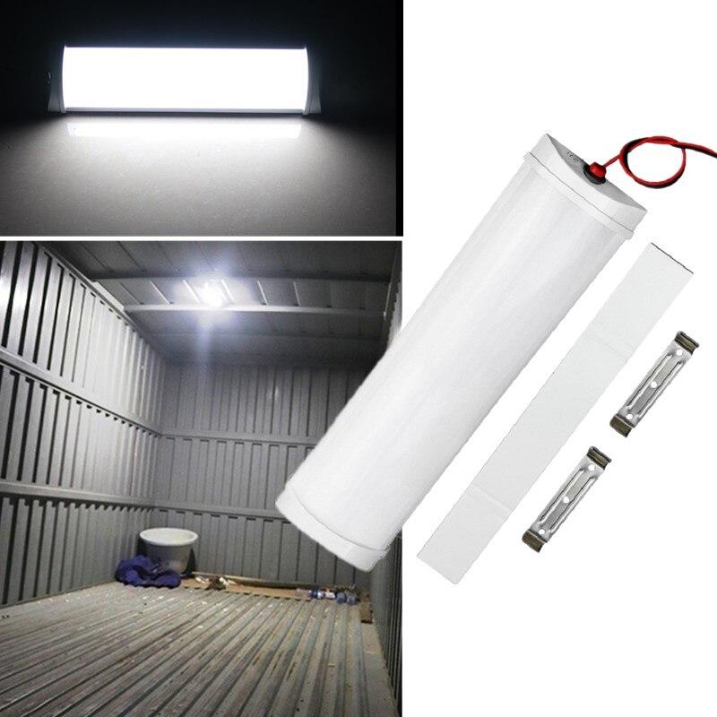 Lámpara de lectura para Interior de coche, luz blanca para remolque, coche,...