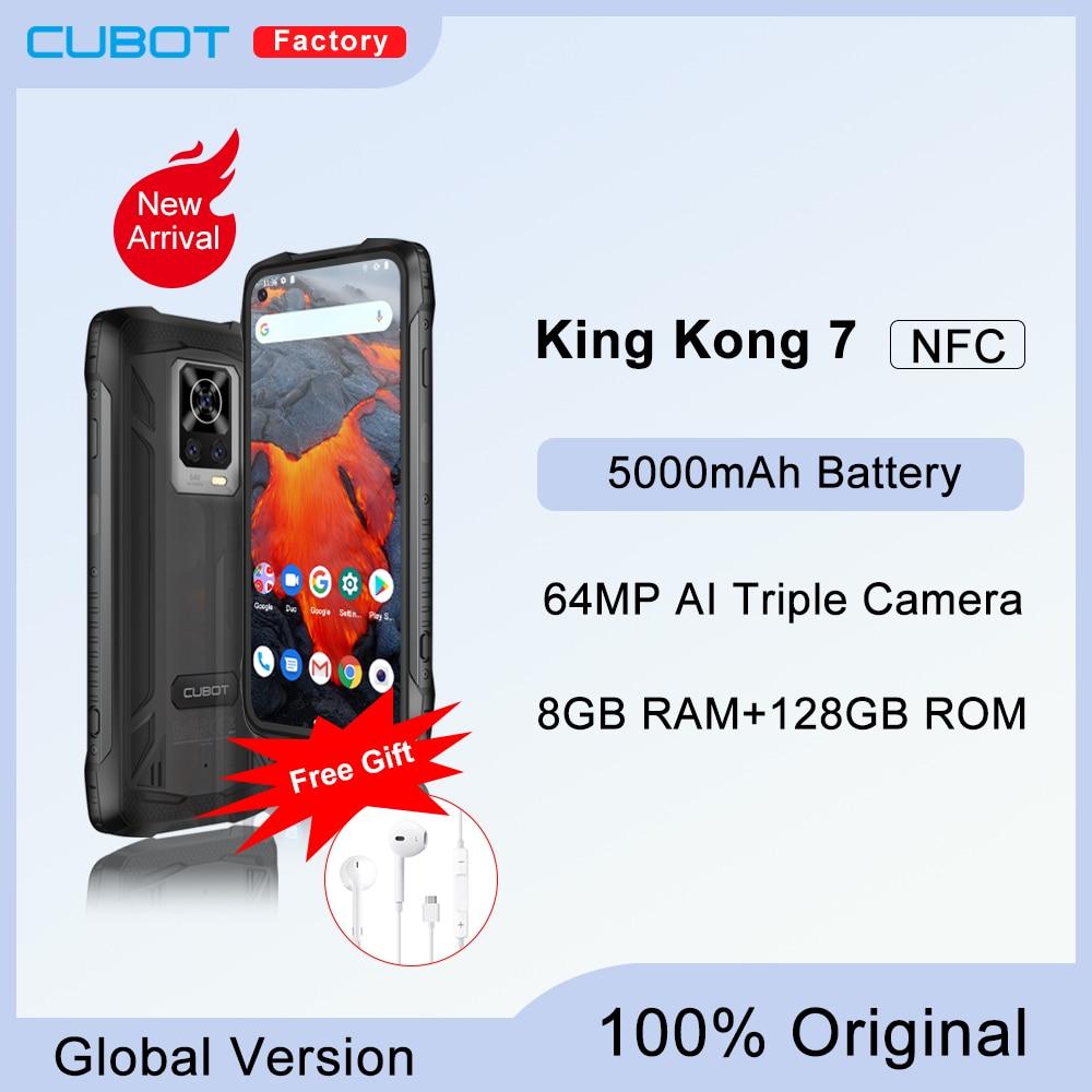 Cubot KingKong 7 هاتف ذكي متين 6.36