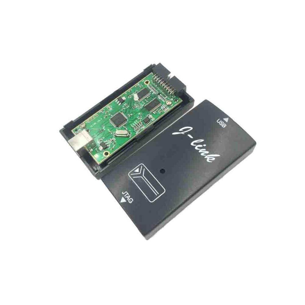Taidacent nRF51822 nRF52810 NRF52832 JLINK V9 DA14580 JLINKV9 SDW depurador de emulación Jtag soporte MDK/IAR/KEIL