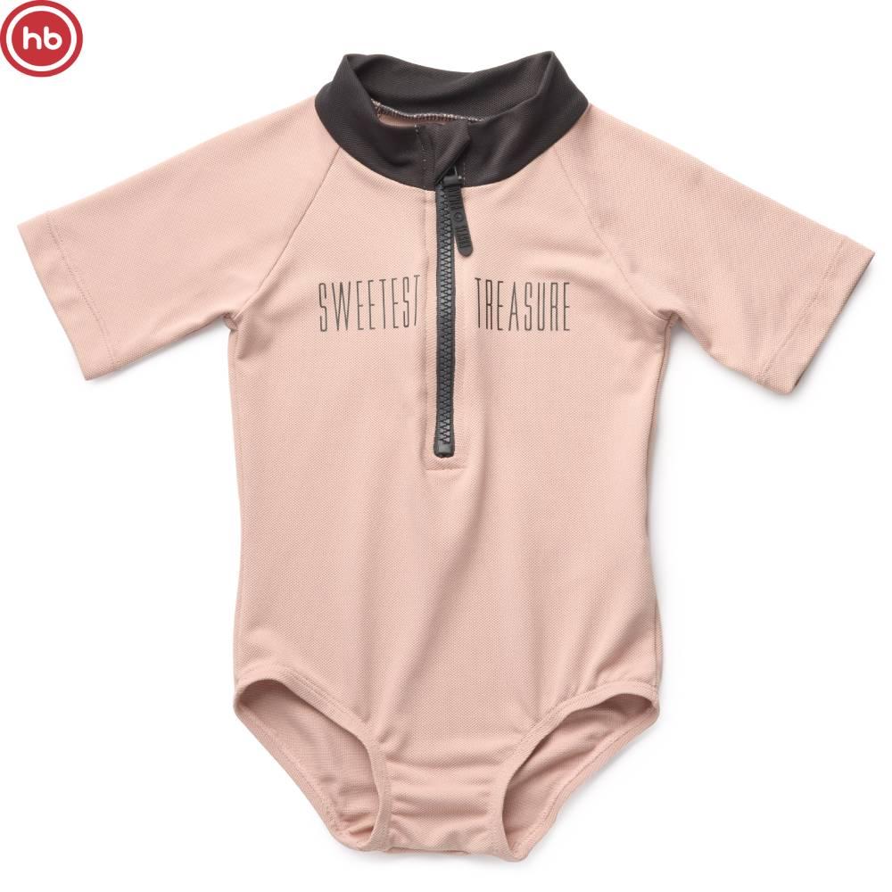 50557, traje de baño, traje de baño para niñas, bebé feliz, Rosa