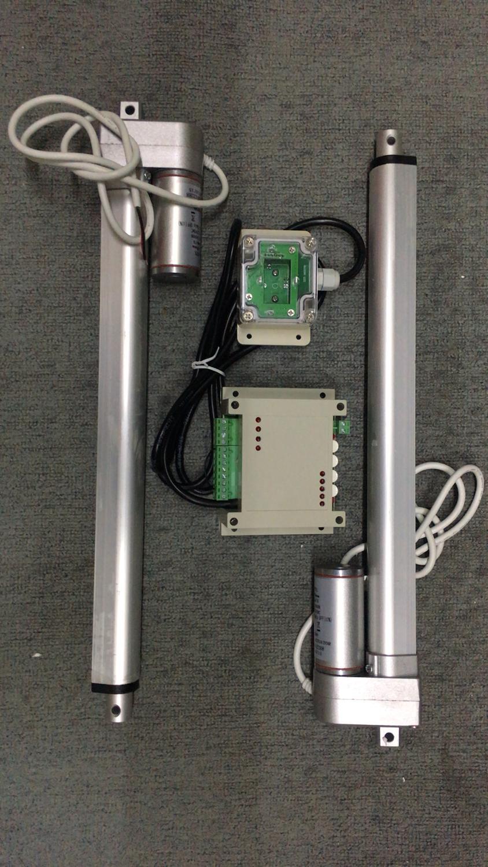 Rastreador solar de eixo duplo com anemômetro