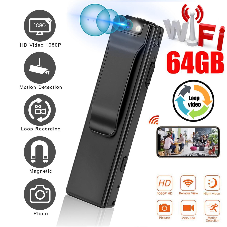 A3 Mini Digital Camera HD wifi camera Mini camera Micro Cam Magnetic Body Camera Security camera Loo