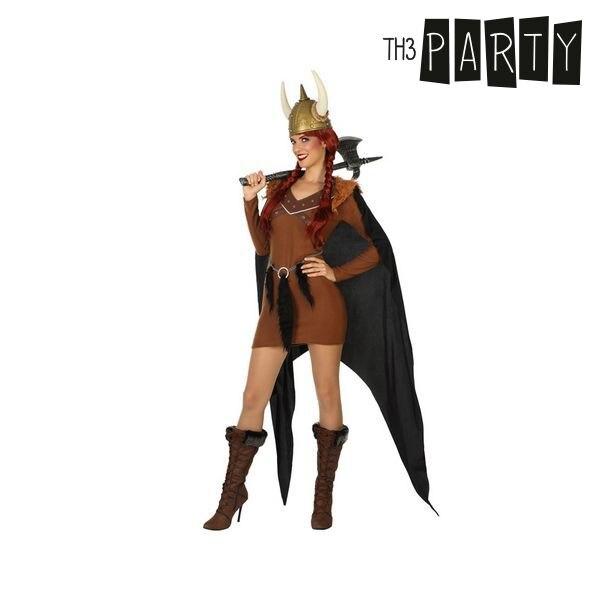 Disfraz para Adultos Vikinga
