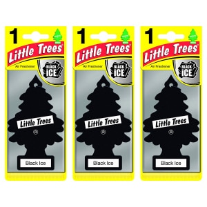 Little Trees Black Ice Asma Oto Kokusu 3 Adet
