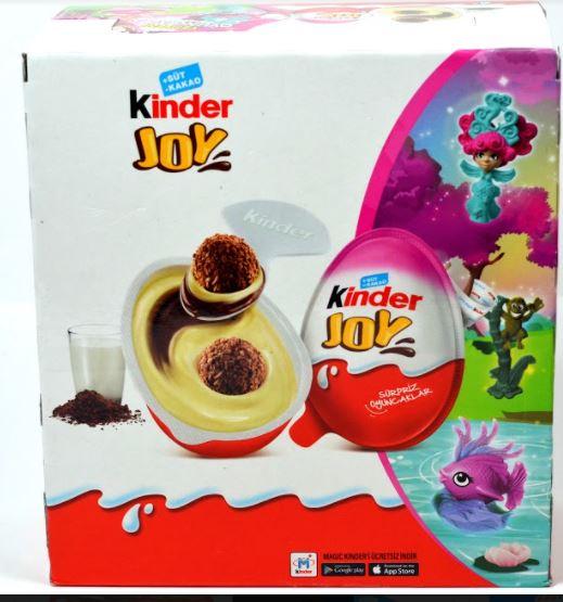 Kinder Joy Boy (1 Outer X 24Pcs)  delicious yummy chocolate