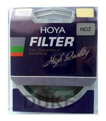 Filtre HOYA 67MM NDX2