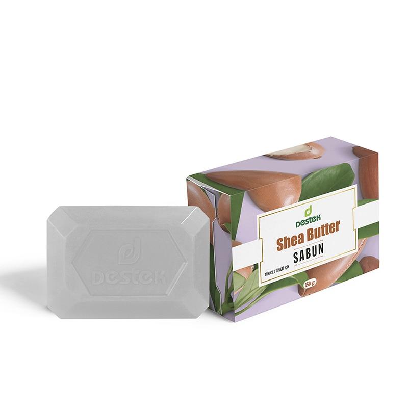 Jabón de manteca de karité Natural 150 g