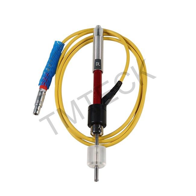 جهاز تأثير نوع DL مع كابل ، مسبار DL مع كابل اختبار صلابة لاختبار الأخدود الضيق النحيل أو الثقب