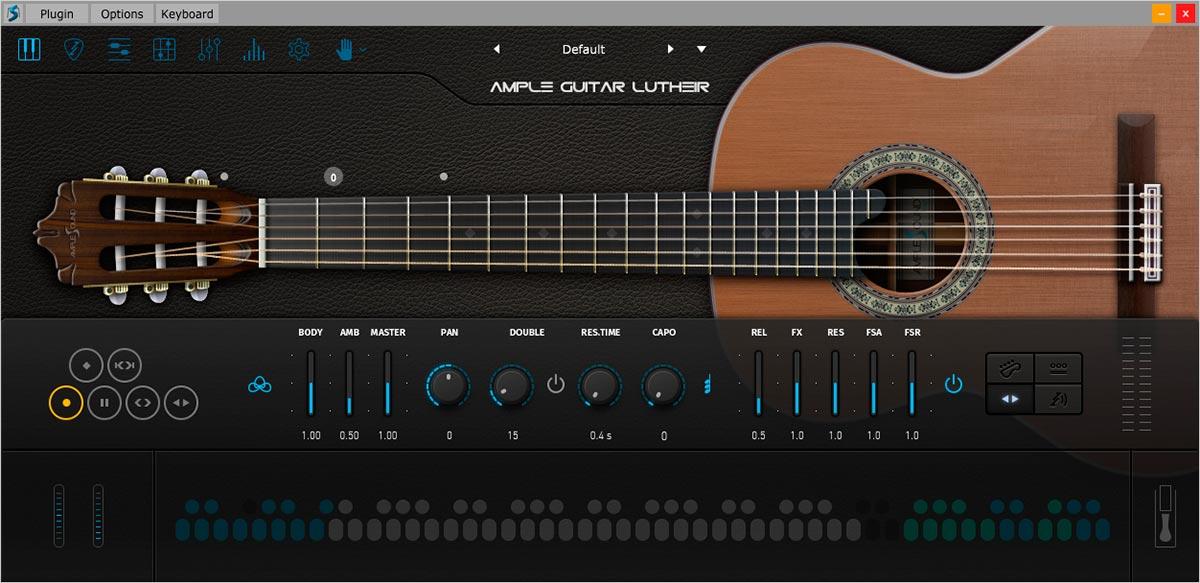 Ample Guitar AGL v3.3.0 VST-VST3-AAX-AU For WiN & MAC