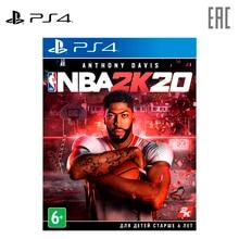 Gra na PS4 NBA 2k20 [PS4, angielska wersja]