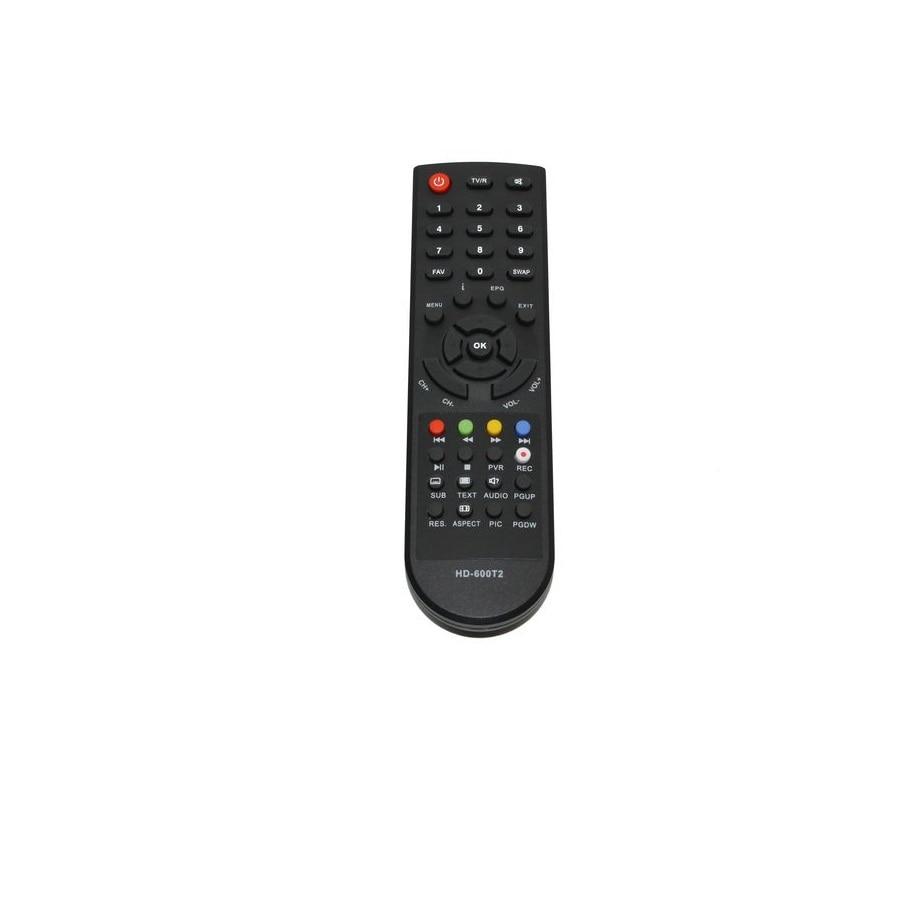 Control remoto para receptor divisat DVS hd-600t2 IC DVB-T2, T1000