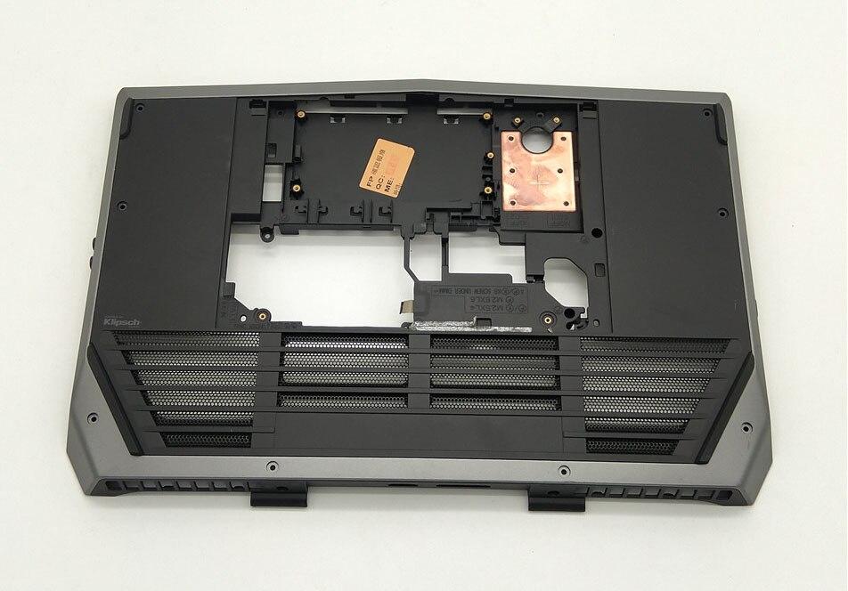 Cubierta inferior Original para portátil DELL ALIENWARE 15 R2, Y5FKV 0Y5FKV
