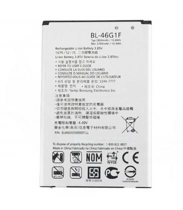 Części zamienne do baterii neutralny Model BL-46G1F zamiennik dla LG Ascend K10 2017