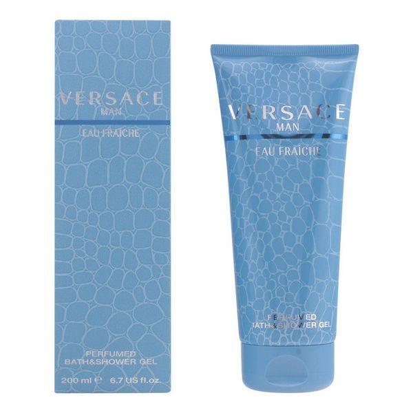Shower Gel Fraîche Versace Eau (200 ml)