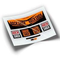 Pegatinas dampener ROCKSHOX MONARCH PLUS RC3 HV WP201 STICKERS