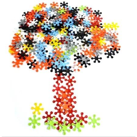 Дедушка цветок головоломки Обучающие Конструкторы формы 500 шт лего головоломки Развивающие детские кодирования для экспресс-доставка