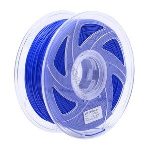 QIDI TECH High Quality Blue Color 3D Printer Filaments Plastic Rubber Consumables Material,1.75mm PLA