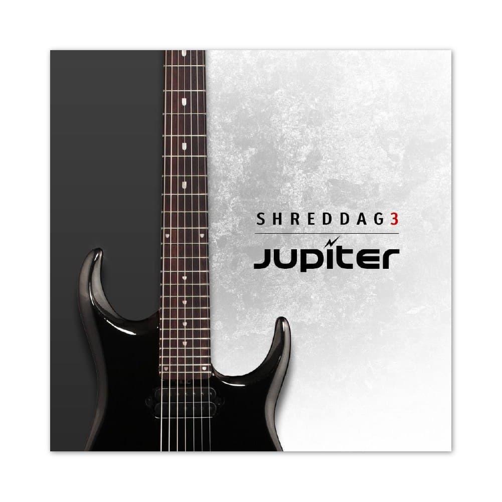 SHREDDAGE 3 JUPITER - IMPACT SOUNDWORKS (VSTI KONTAKT)