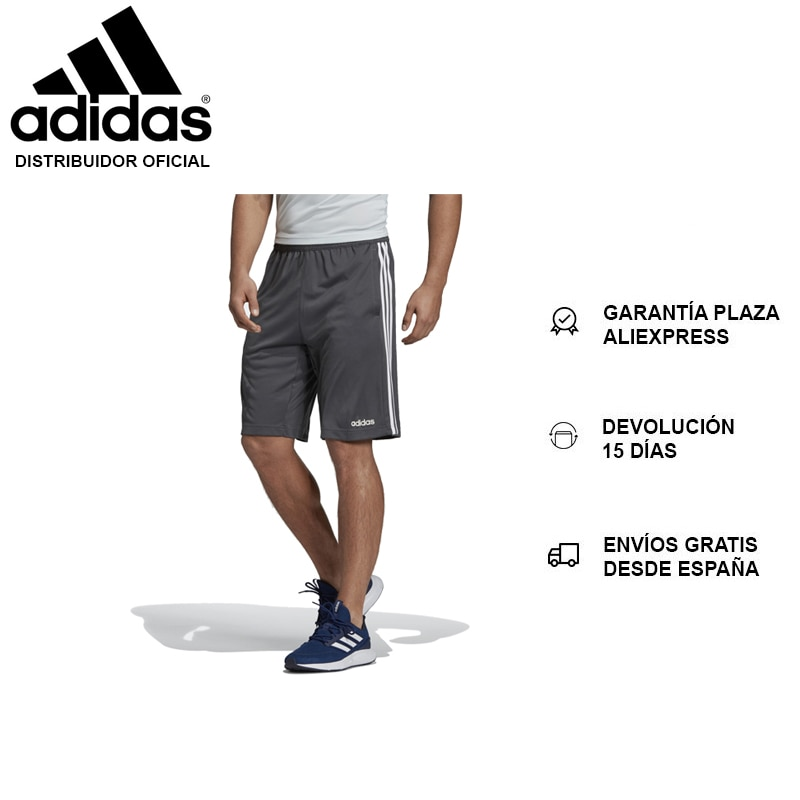 Adidas Design 2 Move 3S, short pants, male, 100% recycled polyester, Climacool, side pockets-new ORIGINAL