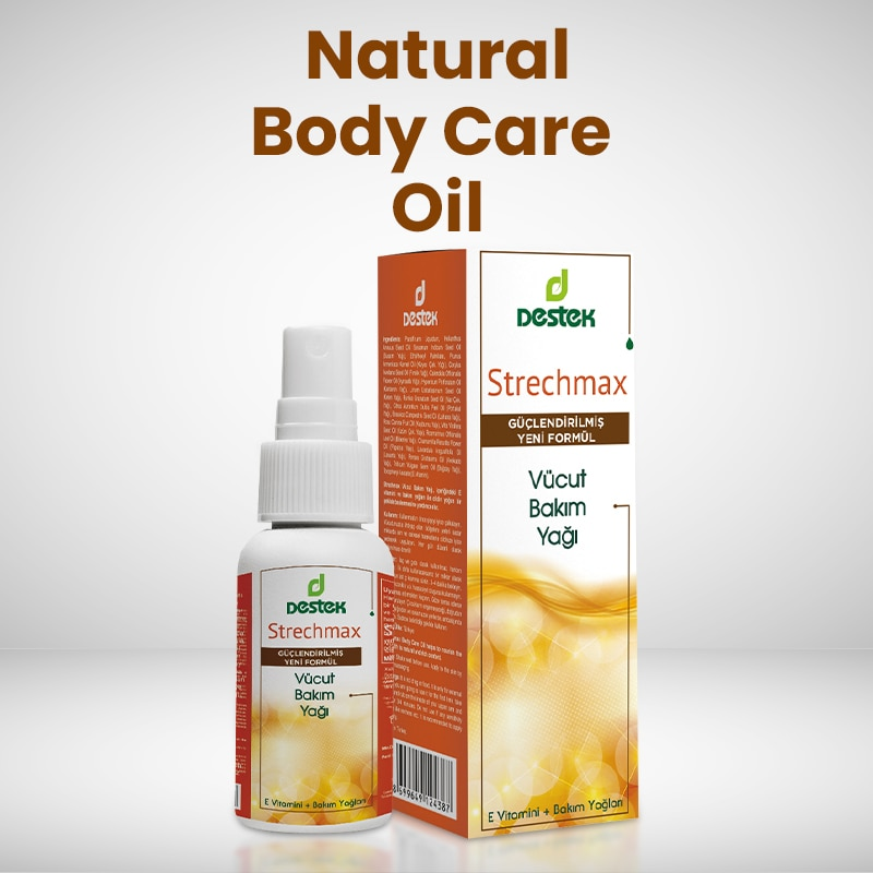 Natural Body Care Oil 150 ml