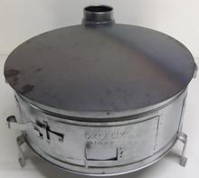 Pique-nique Camping sans énergie 55 cm arabe Markouk Shrek Chapati Tortilla Markook Saj pain Gozleme Machine à crêpes chauffe-Machine