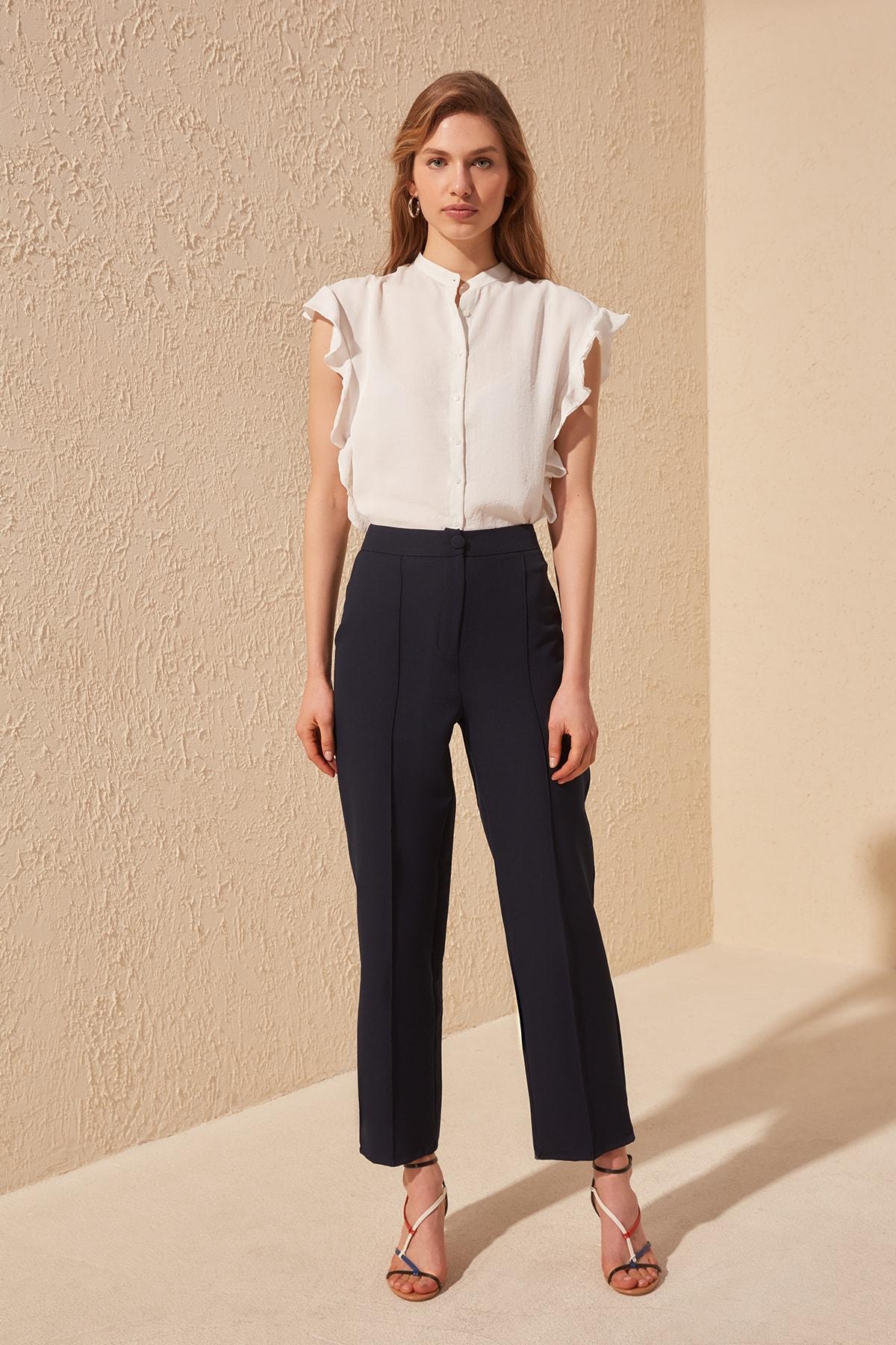 Trendyol Basic Pants TWOSS20PL0197