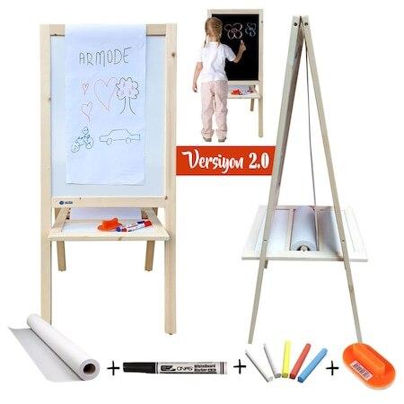 Новая рулонная бумага двухсторонняя деревянная доска для письма доска для доски beyaztahta ластик Презентация Доска школа